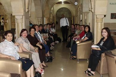 مؤتمر السيدات - اليوم الثاني - 2015