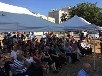 الأعلان عن بداية ترميم كنيسة المخلص في عكا