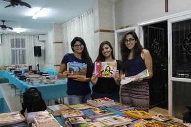 افتتاح معرض الكتاب المقدس 2015