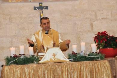 خدمة عيد ميلاد ربنا ومخلصنا يسوع المسيح 2015