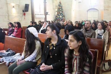 خدمة رأس السنة 2016