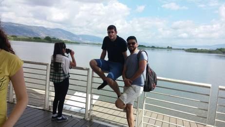 رحلة الشبيبة إلى بحيرة الحولة 2016