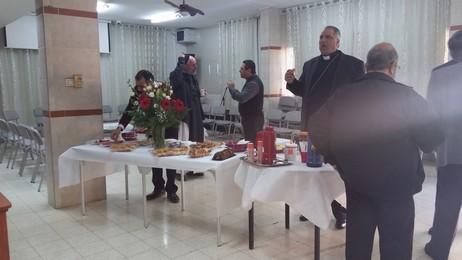 اجتماع الرعاة في كفرياسيف 2017