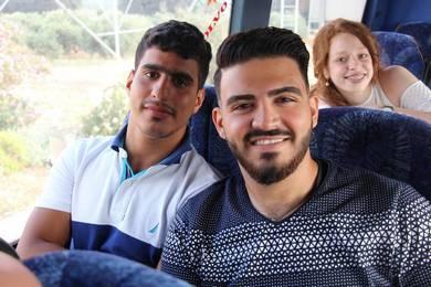 صلاة العنصرة في القدس 2017