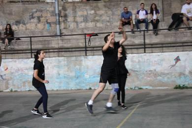 تورنير كرة الطائرة للشبيبة الثانوي الجامعي والعاملين 2017