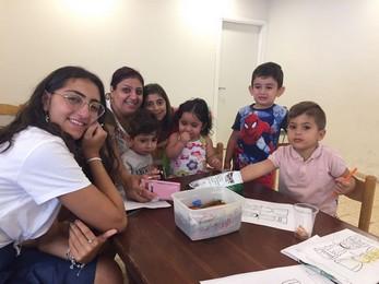مؤتمر العائلات - اليوم الأول 2017