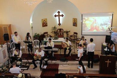 الإرساليّة إلى كنيسة عكا 2019