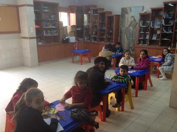 صور مختارة لمدرسة الأحد خلال سنة 2014