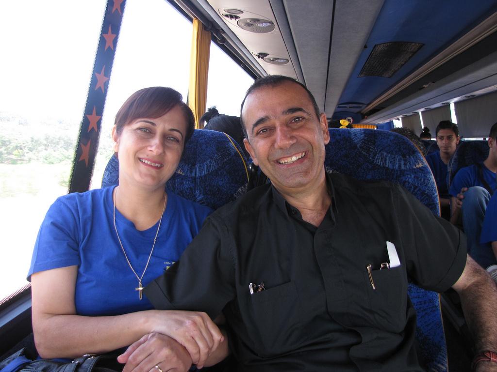 مؤتمر الشبيبة في النمسا 2012-اليوم الاول