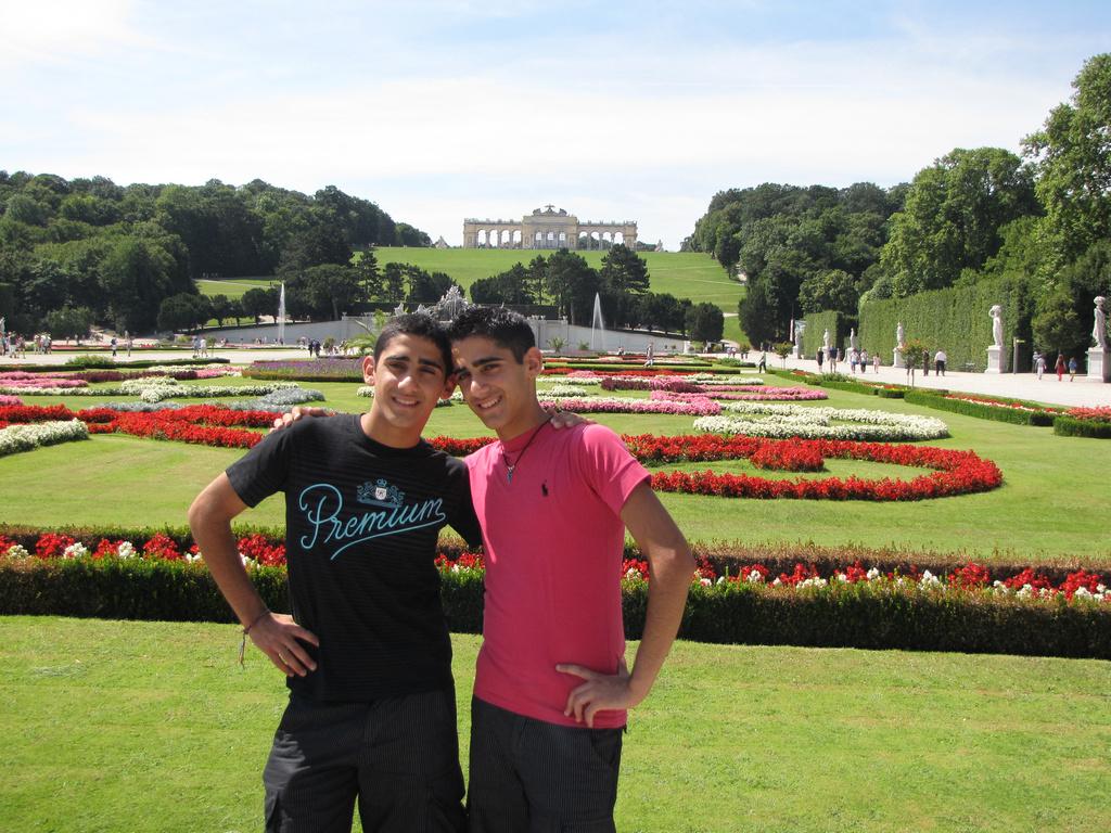 مؤتمر الشبيبة في النمسا 2012-اليوم السابع