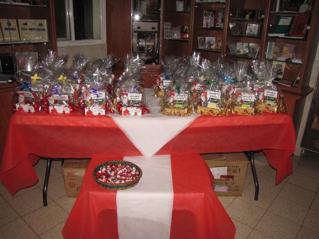 لقاء ميلادي للشبيبة الاعدادي 2012