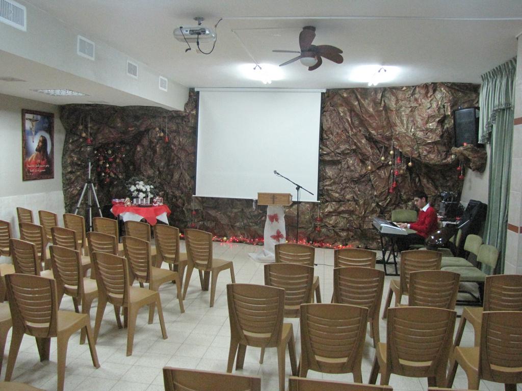 لقاء ميلادي للسيدات 2012