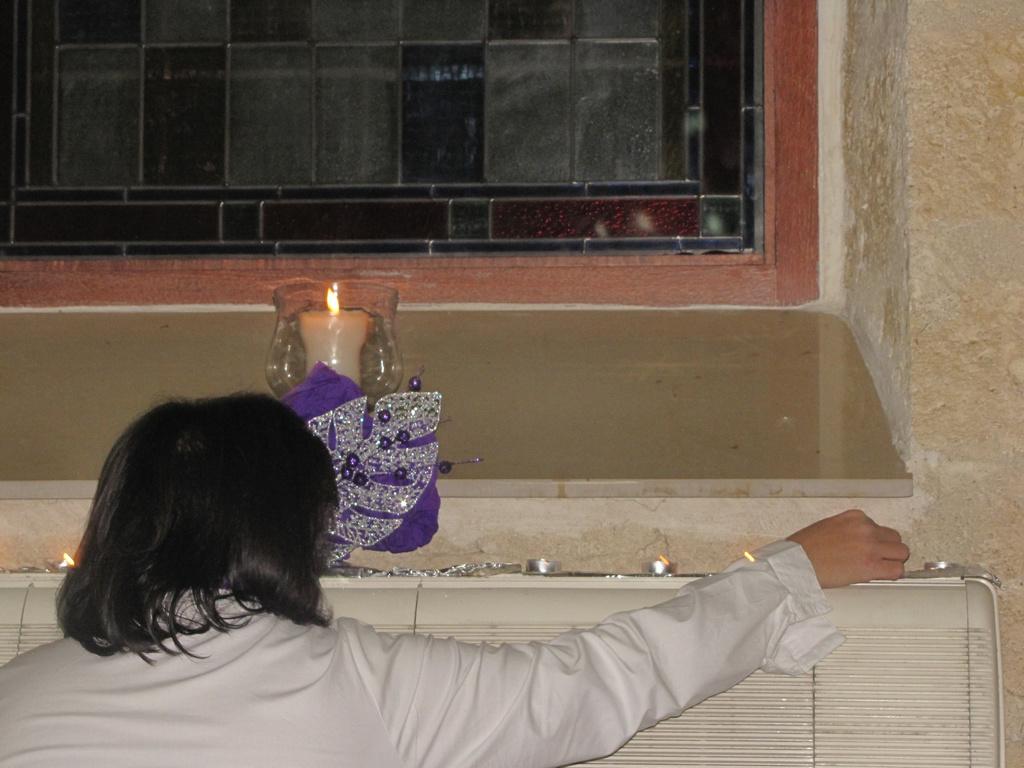 خدمة الشموع 2012