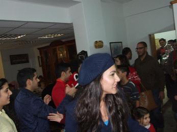 زيارة بيت الراعي - ميلاد 2014