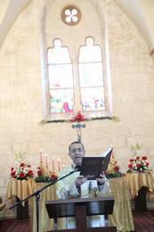 خدمة عيد ربّنا ومُخلّصنا يسوع - ميلاد 2014