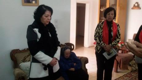 دورة المرضى والمسنين - ميلاد 2014