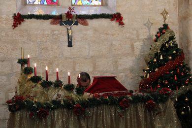 خدمة عيد الميلاد 2013