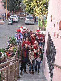 دورة الميلاد 2013 - مؤسسة درور - يركا
