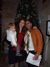 خدمة الشموع الميلادية 2013
