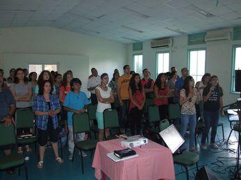 مؤتمر العائلات 2014 -اليوم الاول