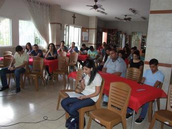 لقاء خاص للشبيبة - 06 - 2014