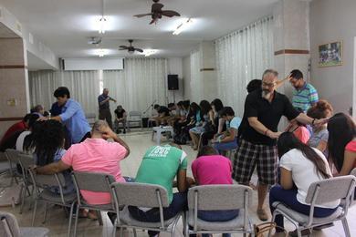 اجتماع الخادمين مع مجموعة Lions Gate