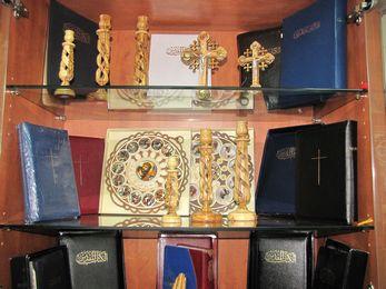 مكتبة الكنيسة 2013