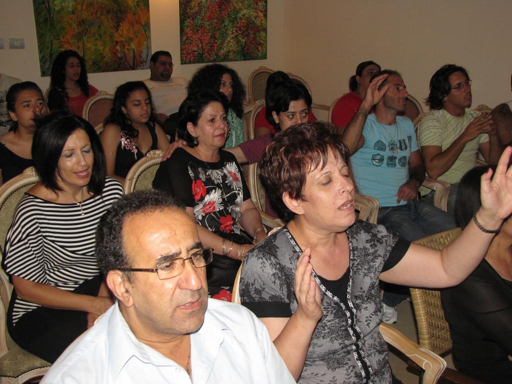 مؤتمر العائلات 2012-اليوم الثاني
