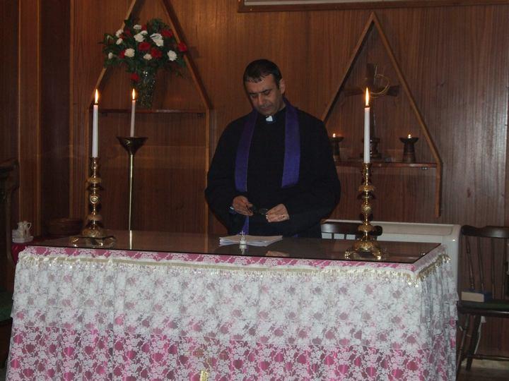 خدمة اربعاء الرماد2010
