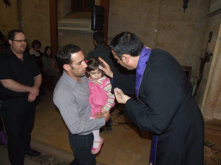 خدمة اربعاء الرماد2010 -اطفال