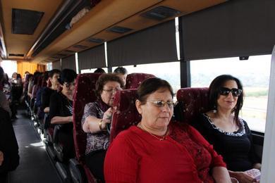 رحلة السيدات - صعود 2014