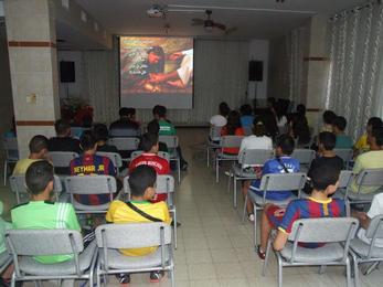 لقاء خاص للشبيبة الأعدادي 2014