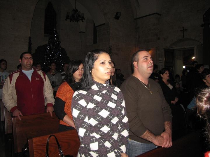 لقاء ميلادي للعائلات 2011