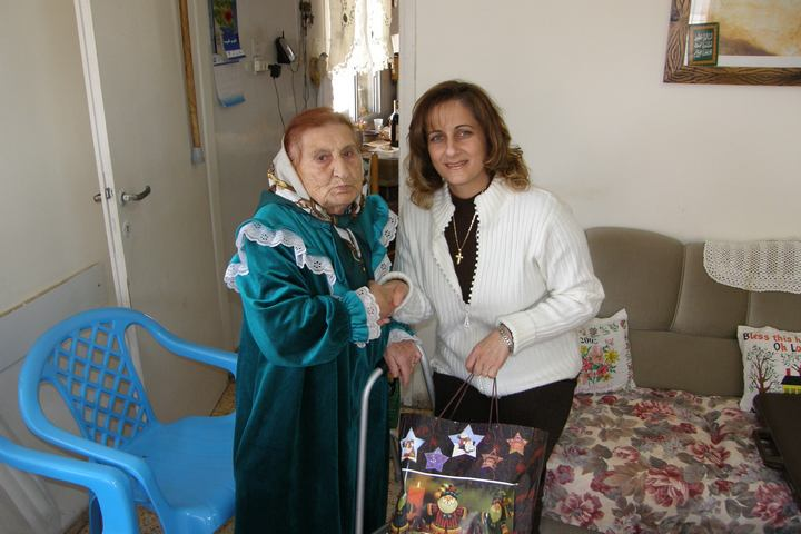 مناولات المرضى والمسنين/2008