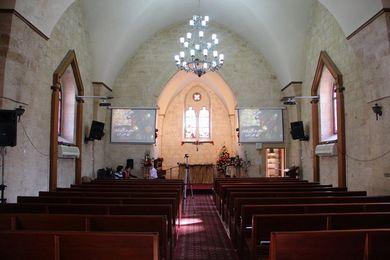 زيارة كنيسة الزبابدة 2014